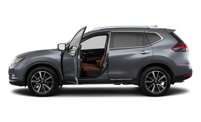 Nissan Rogue Suv >> 2020 Nissan Rogue SL PLATINUM - Starting at $35457.0 ...