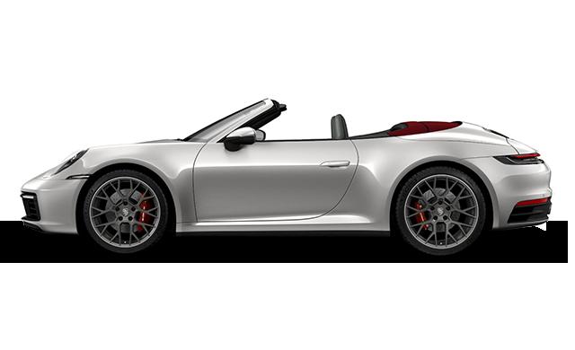 Porsche 911 Carrera S Cabriolet 4S 2020