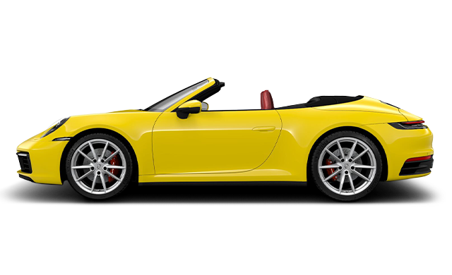 Porsche 911 Carrera S Cabriolet BASE Carrera S 2020
