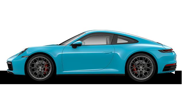 Porsche 911 Carrera S Coupe 4S 2020