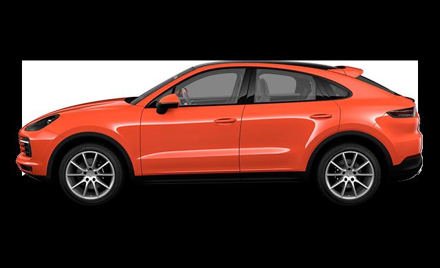 Porsche Cayenne Coupé BASE 2020