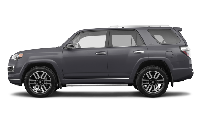 Toyota 4Runner LIMITED 7-Passenger 2020
