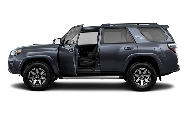 2020 Toyota 4Runner TRD OFF-ROAD - from $$54,009 | James ...