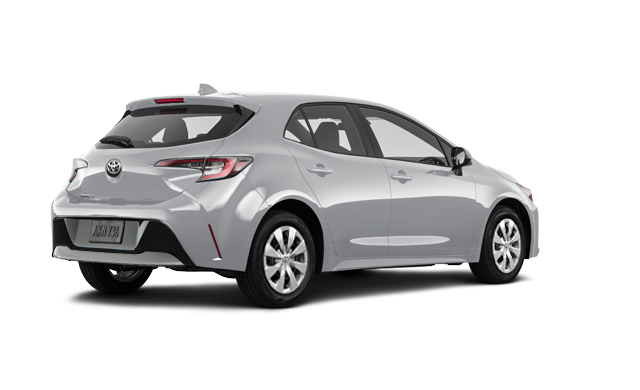 Fredericton Toyota   The 2020 Corolla Hatchback S