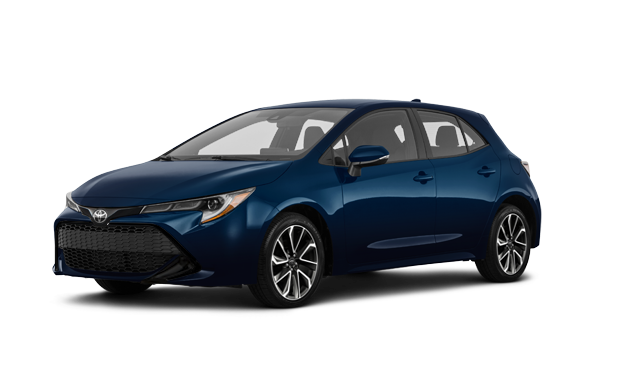 2020 Corolla Hatchback Se Upgrade Starting At 26 760 Whitby Toyota Company