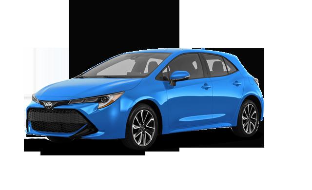 2020 Corolla Hatchback Se Upgrade Starting At 26 760