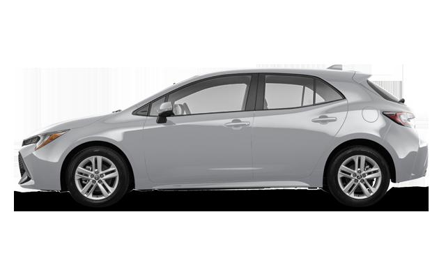 2020 Toyota Corolla Hatchback Se From 24 960 Erin Park Toyota