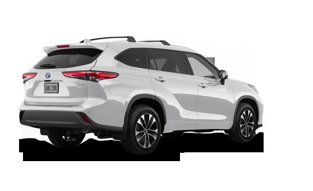 2020 Highlander Hybrid Xle Awd Starting At 49 960 Whitby Toyota Company
