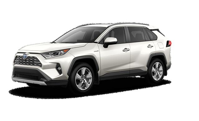 Toyota Service Appointment >> Bolton Toyota | The 2020 RAV4 Hybrid Limited AWD