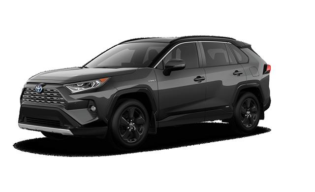 2020 Toyota Rav4 Hybrid Xle Awd From 37 320 Belleville Toyota
