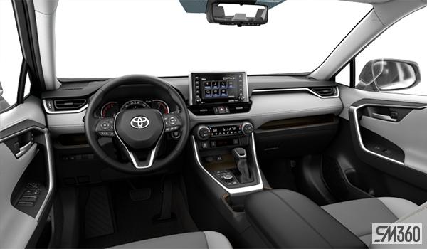 Toyota Rav 4 Le >> Bolton Toyota | The 2020 RAV4 Limited AWD