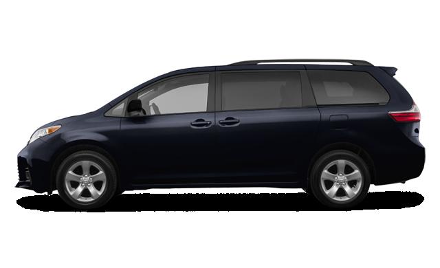 2020 Toyota Sienna Ce Fwd 7 Pass