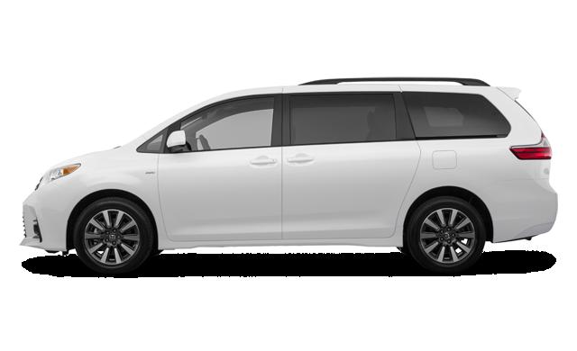 Toyota Sienna LE AWD 7-PASS 2020