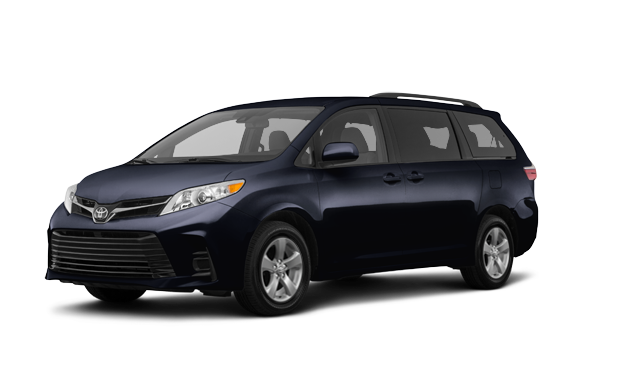 2020 Toyota Sienna LE FWD 8-PASS