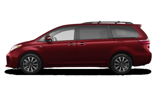 Toyota Sienna XLE AWD 7-PASS 2020