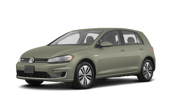 2020 volkswagen e-golf comfortline - starting at $39705.0