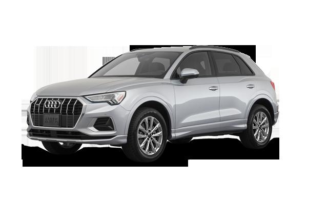 Audi Downtown Vancouver   The 2021 Q3 Komfort 40 TFSI quattro