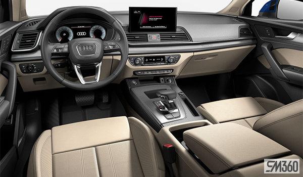 New 2021 Q5 Progressiv - $56,020 | Audi Kitchener-Waterloo