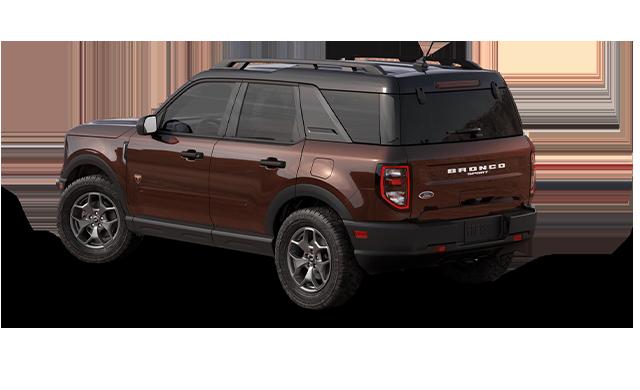 2021 Bronco Sport Badlands - Starting at $42,199 | Dupont ...