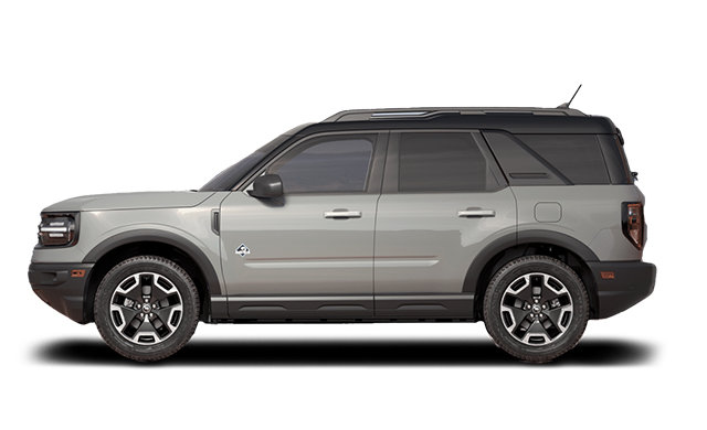 2021 Ford Bronco Sport Outer Banks - Starting at $39721.5 ...