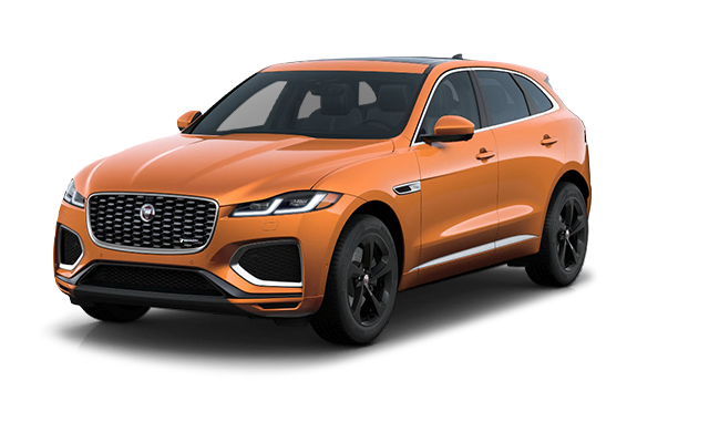 2021 Jaguar F-PACE R-Dynamic S - from $77,622   Decarie ...