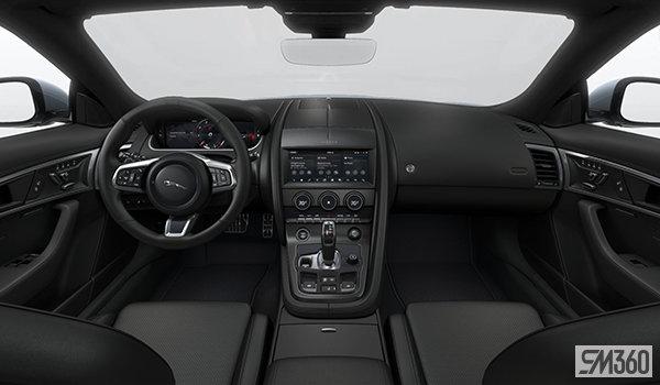 2021 Jaguar F-Type Convertible - from $77,150   Jaguar Windsor