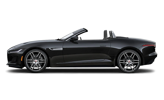 2021 Jaguar F-Type Convertible R-DYNAMIC - from $97,205 ...