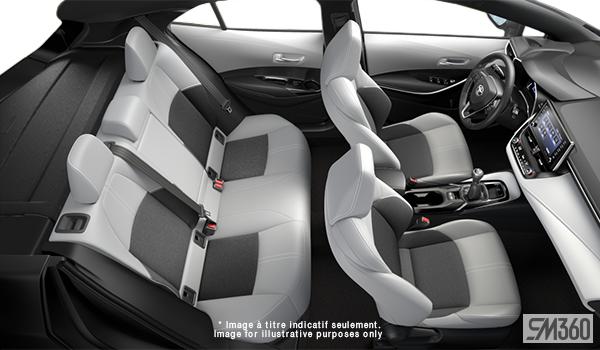 Woodland Toyota   Le Corolla Hatchback XSE 2021
