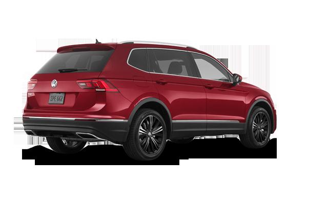 2021 Volkswagen Tiguan Highline - Starting at $43346.0 ...
