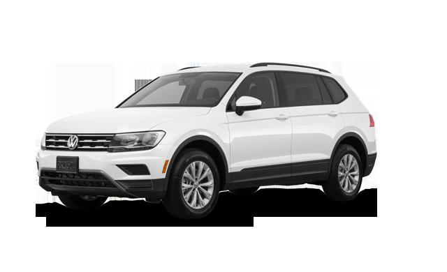 Volkswagen des Sources   The 2021 Tiguan Trendline in Dorval