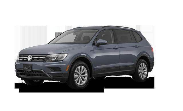 Belleville Volkswagen | The 2021 Tiguan Trendline