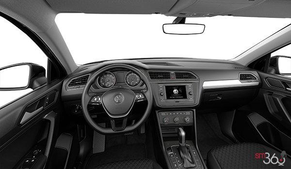 Volkswagen Tiguan Trendline 2021 - À partir de 32 385 ...