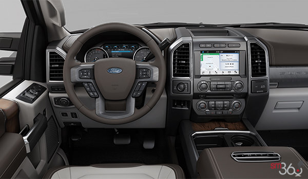 2018 Ford Super Duty F-450 LIMITED