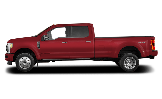 Ford Super Duty F-450 LIMITED 2018
