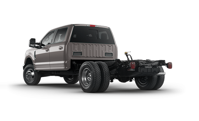 2019 Ford Chassis-Cab F-350 LARIAT
