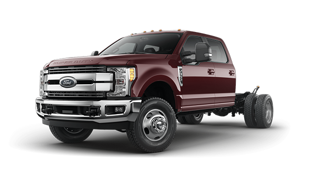 Ford Chassis-Cab F-350 LARIAT 2019