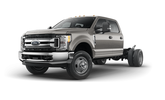 2019 Ford Chassis-Cab F-350 XLT