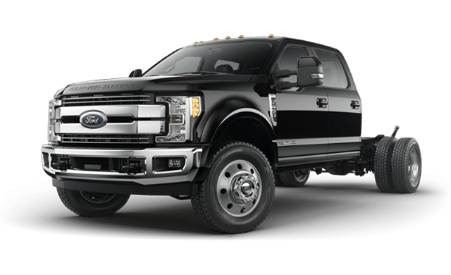 Ford Chassis Cab F-450 LARIAT 2019