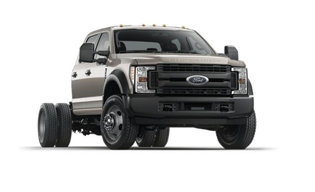 2019 Ford Chassis Cab F-450 XL