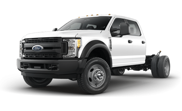Ford Chassis Cab F-450 XL 2019