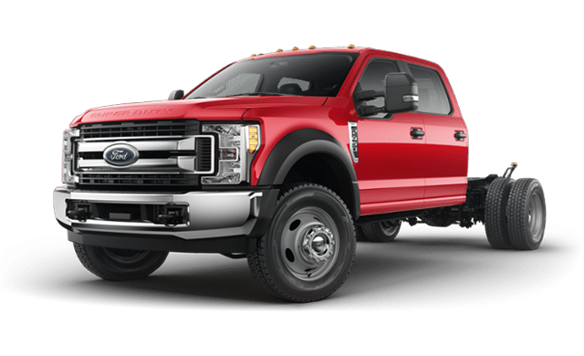 Ford Chassis Cab F-450 XLT 2019