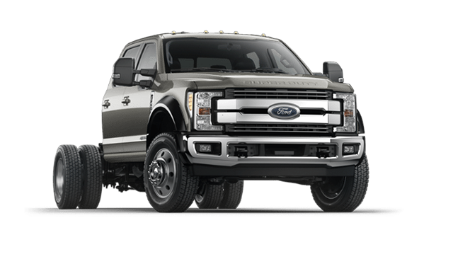 2019 Ford Chassis Cab F-550 LARIAT