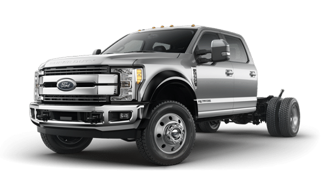 Ford Chassis Cab F-550 LARIAT 2019