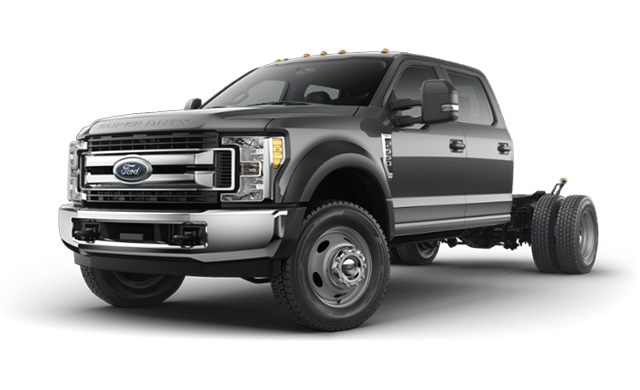 Ford Chassis Cab F-550 XLT 2019