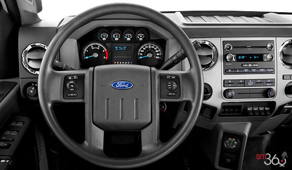 2019 Ford F-750 SD TRACTOR