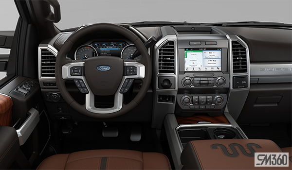 2019 Ford Super Duty F-250 KING RANCH