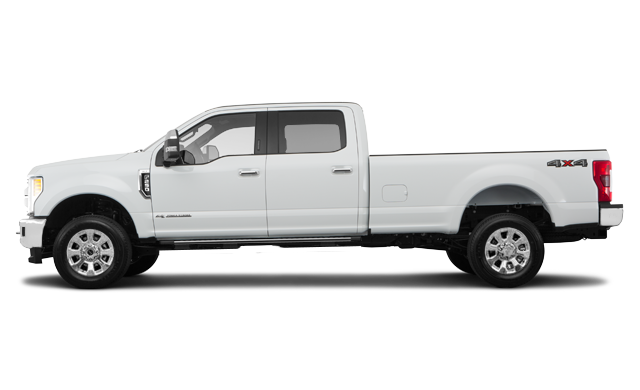 2019 Ford Super Duty F 250 Platinum Starting At 64930 0