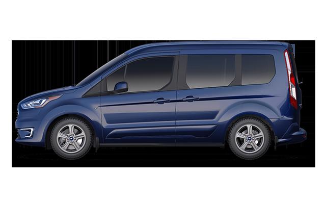 2019 Ford Transit Connect Commercial Titanium Passenger