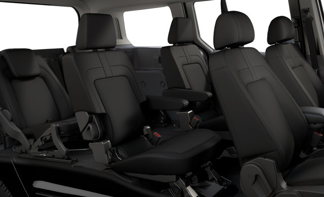 2019 Ford Transit Connect Commercial XL Passenger Wagon