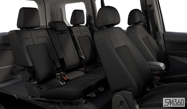 2019 Ford Transit Connect Commercial XLT Passenger Wagon